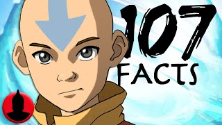 107 Avatar The Last Airbender Facts YOU Should Know | Channel Frederator