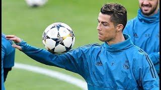 Cristiano Ronaldo In Training 2018   Skills, Tricks, Freestyle, Goals