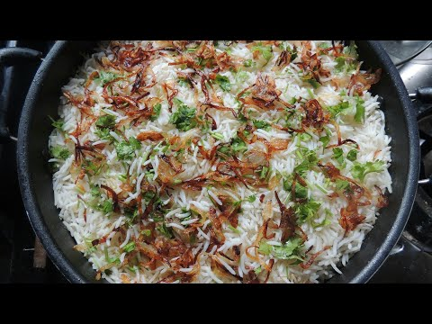 Homemade Chicken Biryani / Hyderabadi Chicken Biryani in hindi Ramadan recipe Iftar Recipe