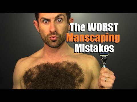 6 WORST Manscaping Mistakes Men Make! TOP Manscaping FAILS