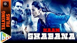 Naam Shabana Trailer Reaction | Taapsee Pannu | Manoj Bajpayee Discuss | EXCLUSIVE