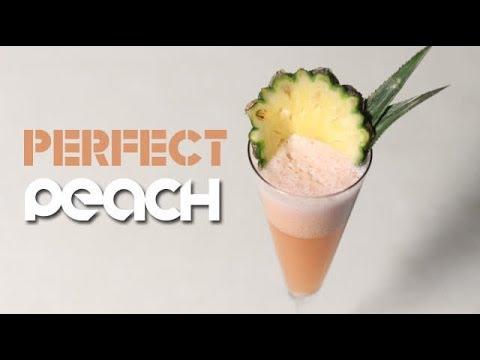 Perfect peach