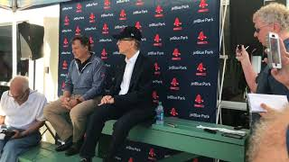 John Henry, Red Sox owner, didnt like club's offensive approach in 2017
