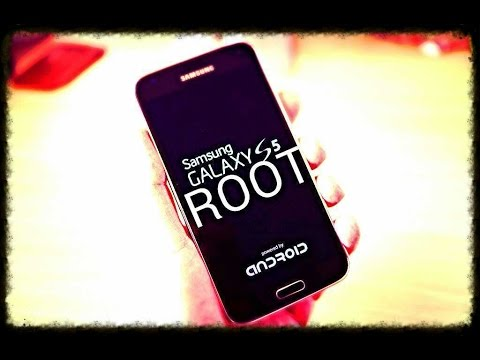 HOW TO ROOT SAMSUNG GALAXY S5. WITH ONE CLICK! !!!