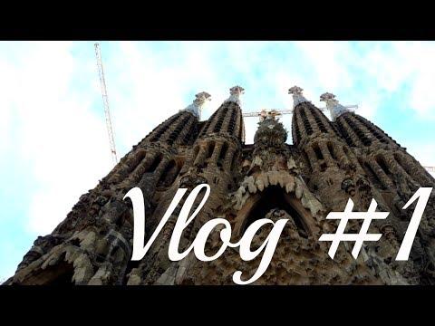 Barcelona - Provence School Trip 2017 Vlog | Part 1