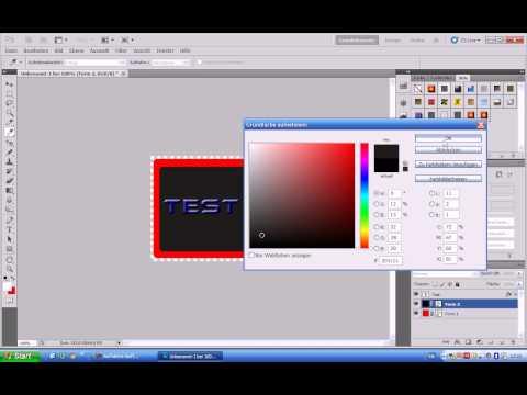 Rocket Dock Icon erstellen mit Photoshop CS5