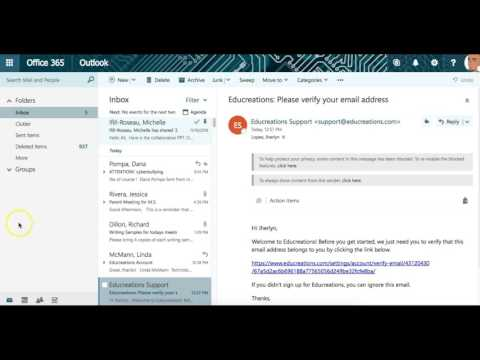 How to Cancel an Email in outlook - using Office 365 email