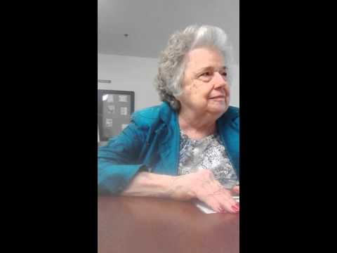 Interview with a senior citizen, thoughts 4 PACE