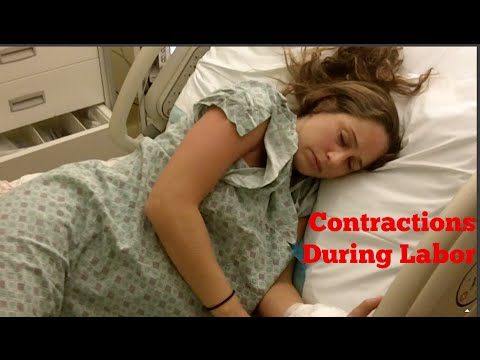 CONTRACTIONS During Labor: What They REALLY Feel Like!