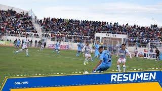 Resumen: Binacional vs Alianza Lima (0-0)