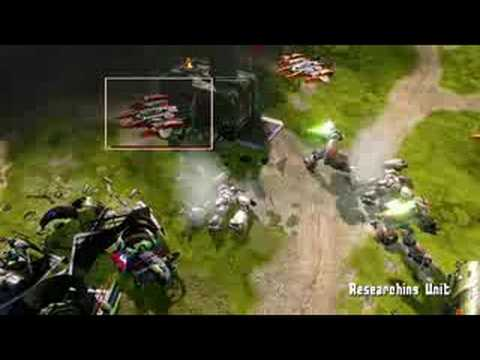 New Trailer For Command & Conquer: Red Alert 3