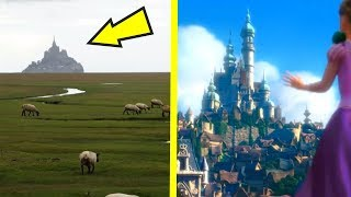 5 Disney Movie Locations That Exist In Real Life!