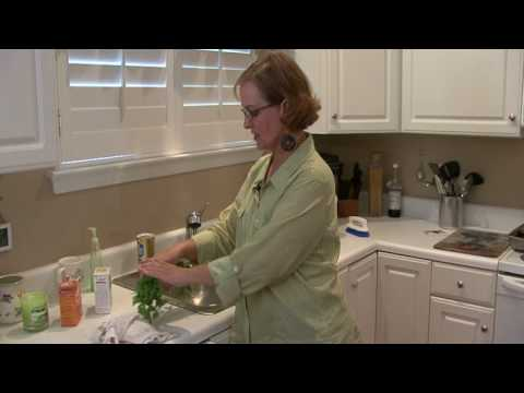 Cleaning Kitchens : How to Remove an Odor From a Garbage Disposal