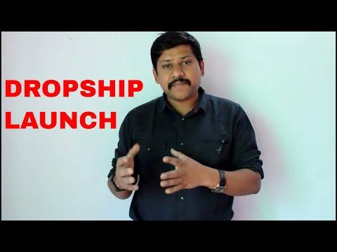 LAUNCHING DROPSHIP IN INDIA