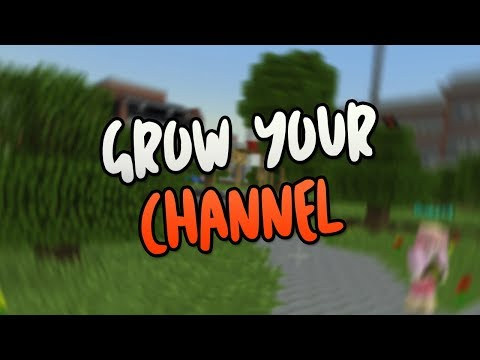 The EASIEST Way To Grow Your Minecraft YouTube Channel
