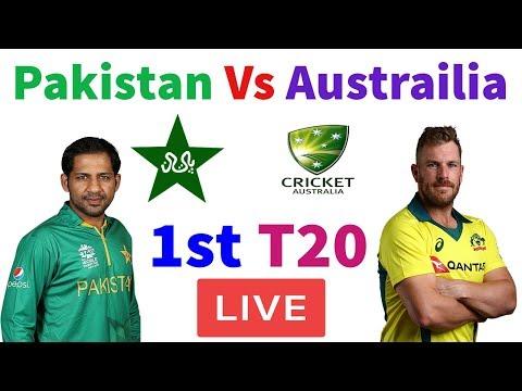 Pakistan Vs Australia 1st T20 Live -Live Cricket Mobile