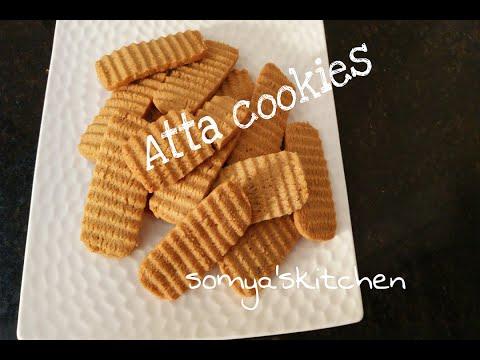 Perfect Homemade Elaichi Atta #Cookies Recipe/Whole Wheat Flour Biscuit recipe by Somyaskitchen #276