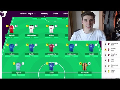 HOW TO MAKE THE BEST FANTASY FOOTBALL TEAM