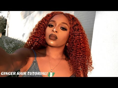 HOW TO GET GINGER/SZA/TEYANA TAYLOR INSPIRED SUMMER HAIR WITH PEERLESS KINKY CULRY