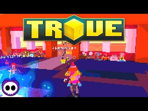 How to Increase Performance for Trove on Xbox One & PS4 - Hidden Performance Options