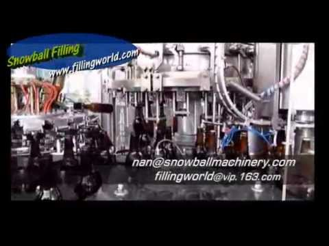 Beer Bottle Washing Filling Capping Line,Beer Wine Filling Machine,Glass Bottle Beer Filling