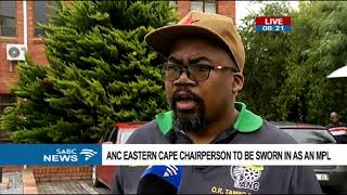 ANC Eastern Cape chairperson to be sworn in as MPL
