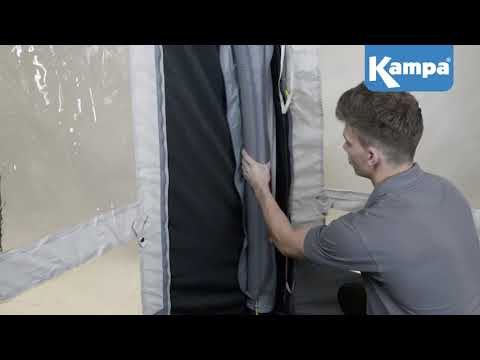 Kampa  How To Adjust An AirPole