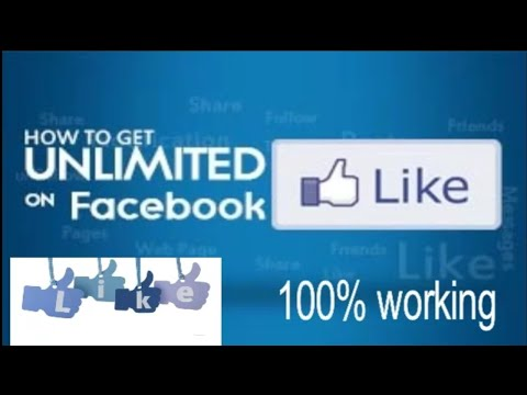 How to get unlimited likes, comments on your Facebook or Instagram,  photo, status,100% working