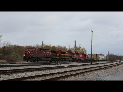 A Short Outing on CSX's Philly Sub 11/20/16
