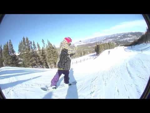 Snowboarding Madness in Colorado [HQ]