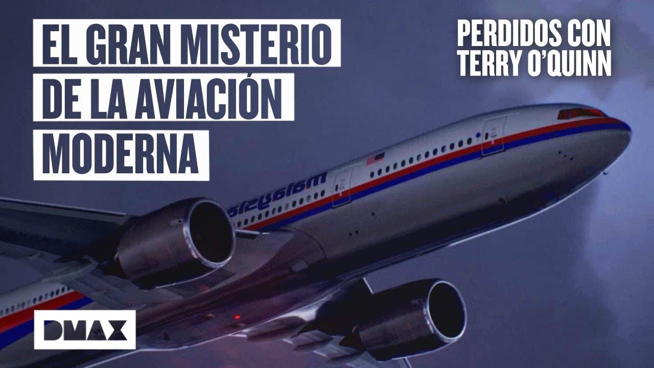 Las teorías sobre la desaparición del vuelo MH370 de Malaysia Airlines    Perdidos con Terry O'Quinn