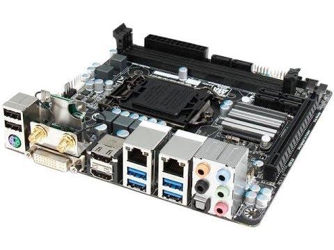 Motherboard Gigabyte Ultra durable GA-H97N-WIFI Rev 1.0 Socket 1150 Mini itx Descripción (Español)