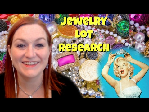 Researching Selling Jewelry in Lots on Ebay & Etsy  What Works Auctions, Buy It Now, Craft Junk Lots