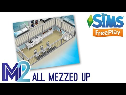 Sims FreePlay - Mezzanine Quest (Early Access Preview)