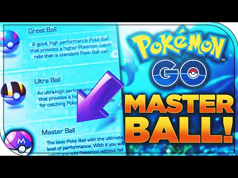 MASTER BALL COMING SOON! -
