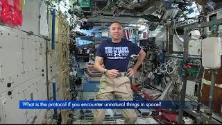 Space Station Commander Talks to South Carolina Students