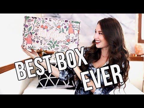 FabFitFun Fall 2017 Unboxing|BEST BOX EVER!