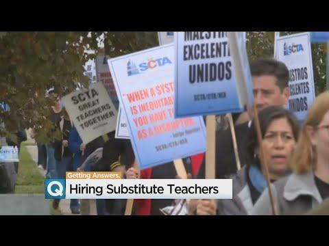 Sacramento Schools Scrambling To Find Teachers As Strike Looms