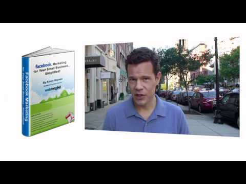 Small Business Facebook Marketing eBook