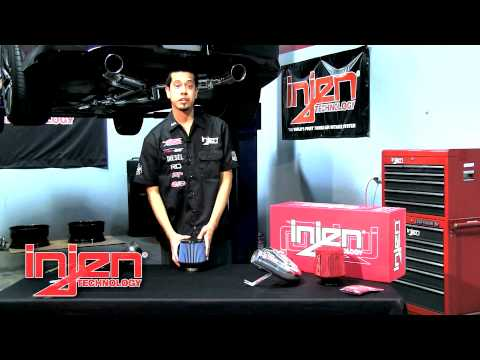 Injen - How to clean your Dry SuperNano-Web Filter