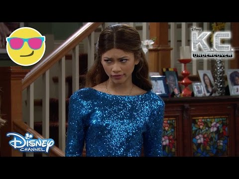 K.C. Undercover | Food Poisoning  | Official Disney Channel UK
