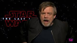 Mark Hamill explains Star Wars: The Last Jedi