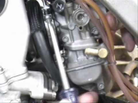 How to Install a 4 Stroke Carb