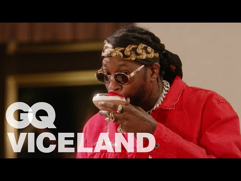 2 Chainz Drinks a $2,500 Cocktail   Most Expensivest   VICELAND & GQ
