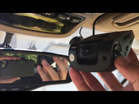 ★★★★★ Rexing v1 car dash cam installation & review: 1080p 170 Degree Wide Angle Dashboard