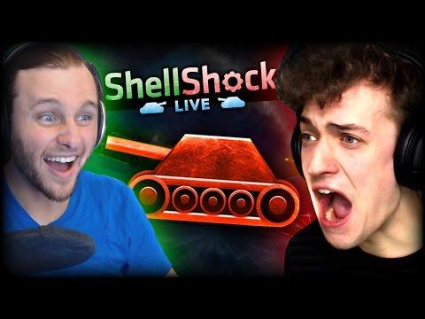 SHELLSHOCK: THE SSUNDEE TANK IS OP - CRAINER VS SSUNDEE