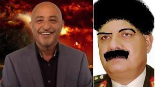 شبخند با جنرال عبدالله خان حبیبی (وزیر دفاع خواب برده و تنبل) خنده دار!
