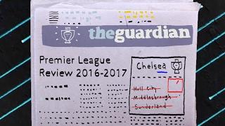 the story of 201617 premier league season