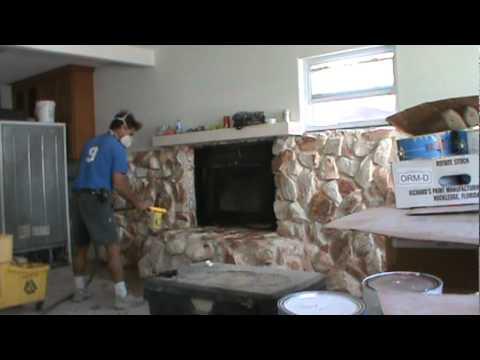 Rerocking the Fireplace part II