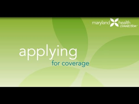 How to Apply for Health Coverage